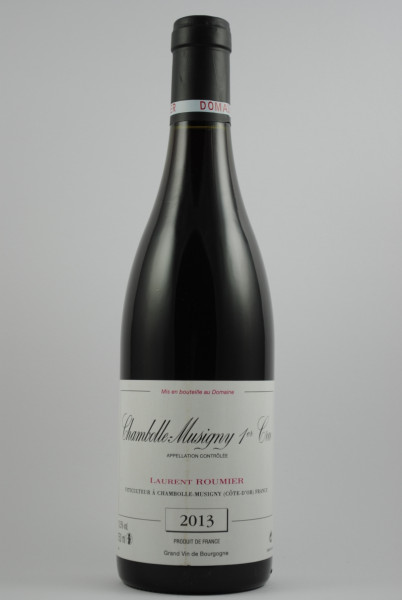 2013 Chambolle-Musigny 1er Cru, Laurent Roumier